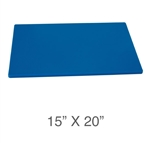 Royal Industries ROY-CB-1520-BL Cutting Board