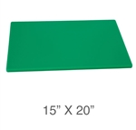 Royal Industries ROY-CB-1520-G Cutting Board