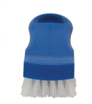 Royal Industries Cutting Board Brush - Blue, (ROY CB BR BR)