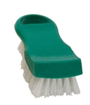 Royal Industries Cutting Board Brush - Green, (ROY CB BR G)