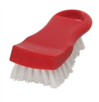Royal Industries Cutting Board Brush - Red, (ROY CB BR R)