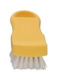 Royal Industries Cutting Board Brush - Yellow, (ROY CB BR Y)