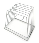 "Royal Industries Cutting Board Rack - 9"" x 12"" x 10"", (ROY CB RACK)"