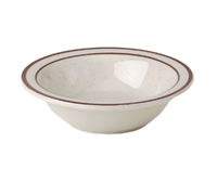 "Royal Industries Pueblo Dinnerware Collection China Grapefruit Bowl - 6-3/8"" Dia. (ROY CH P 10)"