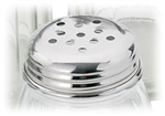 Royal Industries ROY-CS-6-PL Perforated Lid - 6 Oz.
