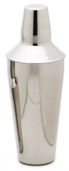 Royal Industries Cocktail Shaker - 28 Oz., (ROY CST 3)