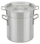Royal Industries Double Boiler - Aluminum - 8 Qt., (ROY DB 8)