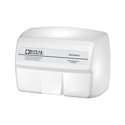 Royal Industries ROY-DRY-2200EA Automatic Hand Dryer