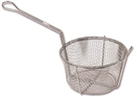 "Royal Round Fry Basket - 11-1/2"", (ROY FB 11 RD)"