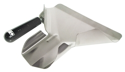 Royal Industries French Fry Scoop - Left Handed, (ROY FSL)