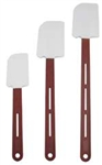 "Royal Industries High Heat Silicone Spatula - 14"", (ROY HHS 14 R)"