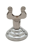 "Royal Industries Menu Holder - Harp Clip - Stainless Steel - 1.5"", (ROY MH 220)"