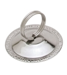 "Menu Holder - Stainless Steel - 2.5"", (ROY MH 3)"