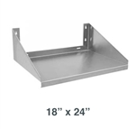 Royal Industries ROY MS 1824 Microwave Shelf