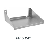 Royal Industries ROY MS 2424 Microwave Shelf