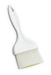 "Royal Industries Pastry Brush - Nylon Bristle - 3"", (ROY PST BR P 300)"