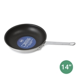 "14"" Economy Non-Stick Aluminum Fry Pan (Royal Industries ROY RFP EC 14 S)"