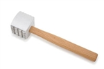 Royal Industries Meat Tenderizer Mallet with Wood Handle, (ROY RMT)