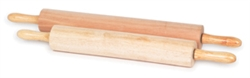 "Royal Industries Wood Rolling Pin - 15"", (ROY RP 15)"