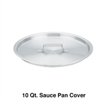 Royal Industries 10 Qt. Sauce Pan Cover (ROY RSP 10 L)