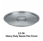 Royal Industries 2.5 Qt. Heavy Duty Sauce Pan Cover