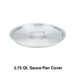 Royal Industries 2.75 Qt. Sauce Pan Cover (ROY RSP 2 L)