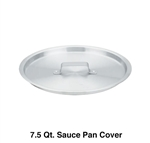 Royal Industries 7.5 Qt. Sauce Pan Cover (ROY RSP 7 L)
