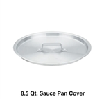 Royal Industries 8.5 Qt. Sauce Pan Cover (ROY RSP 8 L)