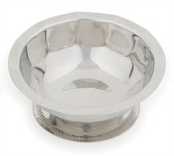 Sherbet Dish - Stainless Steel - 3.5 Oz.