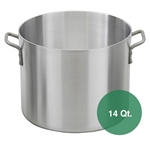 Royal ROY-SAPT-14-H Heavy Duty Aluminum Sauce Pot - 14 Qt.