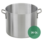 Royal ROY-SAPT-26-H Heavy Duty Aluminum Sauce Pot - 26 Qt.