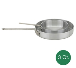 Royal ROY SAUTE S 3 Heavy Weight Aluminum Saute Pan - 3 Qt