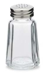 Royal Industries Paneled Salt & Pepper Shaker - 2 Oz., (ROY SPS 2)