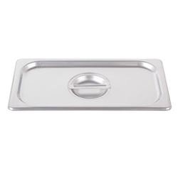 Royal Industries Pan Lid - 1/3 Size