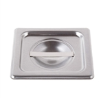 Royal Industries Pan Lid - 1/6 Size