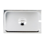 Royal Industries Pan Lid - Full Size, Notched
