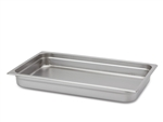 "Royal Steam Table Pan - Full Size, 2.5"" Deep"