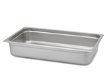 "Royal Steam Table Pan - Full Size, 4"" Deep"