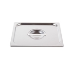 Royal Industries Pan Lid - 2/3 Size