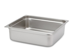 "Royal Steam Table Pan - 2/3 Size, 4"" Deep"