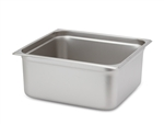 "Royal Steam Table Pan - 2/3 Size, 6"" Deep"