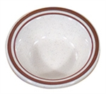 "Fruit Dish, 4 oz., 4-5/8"" dia., narrow rim, ceramic, Spice"