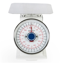Thunder Group Portion Control Analog Dial Scale - Maximum Capacity 2 lbs (SCLS001)