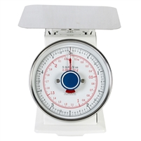 Thunder Group Portion Control Analog Dial Scale - Maximum Capacity 5 lbs (SCSL002)