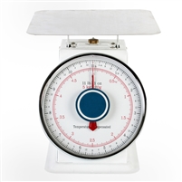 Thunder Group Portion Control Analog Dial Scale - Maximum Capacity 11 lbs (SCSL003)