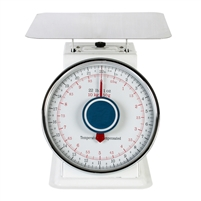 Thunder Group Portion Control Analog Dial Scale - Maximum Capacity 22 lbs (SCSL004)