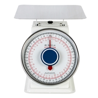 Thunder Group Portion Control Analog Dial Scale - Maximum Capacity 48 lbs (SCSL005)