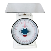 Thunder Group Portion Control Analog Dial Scale - Maximum Capacity 70 lbs (SCSL006)