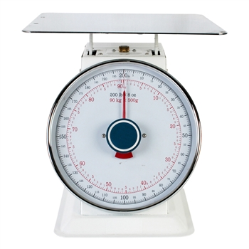 Thunder Group Portion Control Analog Dial Scale - Maximum Capacity 200 lbs (SCSL008)