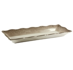 Rectangular Bowl/Tray - 58 Oz., Jazz Pattern